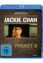 Jackie Chan - Projekt B - Dragon Edition Blu-ray-Cover