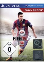 FIFA 15 (Legacy Edition) Cover