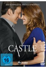 Castle - Staffel 6  [6 DVDs] DVD-Cover