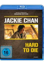 Jackie Chan - Hard to Die/Dragon Edition Blu-ray-Cover