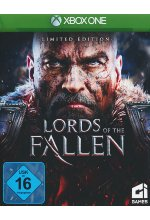 Lords of the Fallen (Limited Edition) Cover