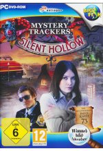 Mystery Trackers - Silent Hollow Cover