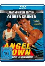 Angel Town - Uncut/HD Remastered/Platinum Cult Edition Blu-ray-Cover