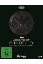 Marvel's Agents of S.H.I.E.L.D. - Staffel 1  [5 BRs] Blu-ray-Cover