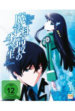 The Irregular at Magic High School - The Beginning - Vol. 1/Episoden 01-07  <br><br><br> Blu-ray-Cover