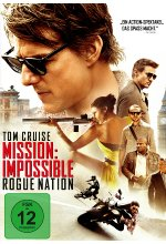 Mission: Impossible 5 - Rogue Nation DVD-Cover
