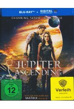 Jupiter Ascending Blu-ray-Cover