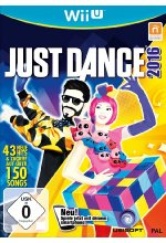 Just Dance 2016 Cover