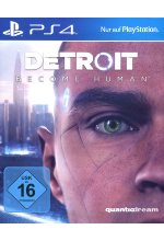 Detroit - Become Human Cover