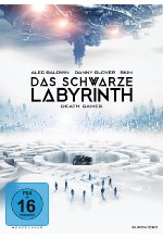 Das schwarze Labyrinth - Death Games DVD-Cover