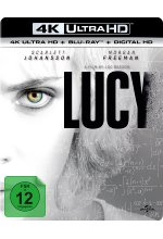 Lucy  (4K Ultra HD) (+ Blu-ray) Cover