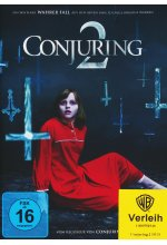 Conjuring 2 DVD-Cover