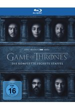 Game of Thrones - Staffel 6  [4 BRs] Blu-ray-Cover