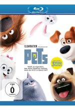 Pets Blu-ray-Cover