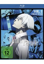 Death Parade Vol. 1 - Folge 01-04 Blu-ray-Cover