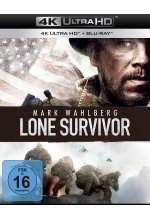 Lone Survivor  (4K Ultra HD) (+ Blu-ray) Cover