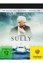 Sully  (4K Ultra HD) (+ Blu-ray) Cover