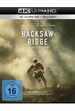 Hacksaw Ridge  (4K Ultra HD) (+ Blu-ray) Cover