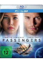 Passengers Blu-ray 3D-Cover
