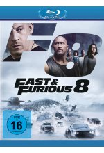 Fast & Furious 8 Blu-ray-Cover