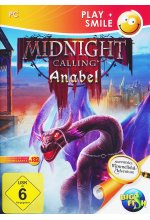 Midnight Calling: Anabel Cover