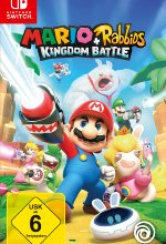 Mario - Rabbids - Kingdom Battle Cover