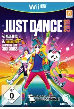 Just Dance 2018 Cover
