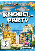 GaMons - Knobelparty Cover