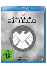 Marvel's Agents of S.H.I.E.L.D. - Staffel 3  [5 BRs] Blu-ray-Cover