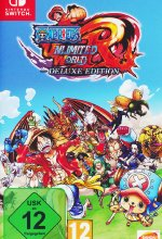 One Piece Unlimited World Red (Deluxe-Edition) Cover