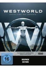 Westworld - Die komplette 1. Staffel  [3 DVDs] DVD-Cover