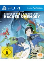 Digimon Story - Cybersleuth: Hacker's Memory Cover