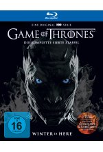 Game of Thrones - Staffel 7  (+ Conquest und Rebellion Bonus Disc) [3 BRs] Blu-ray-Cover