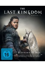The Last Kingdom - Staffel 2 [4 DVDs] DVD-Cover