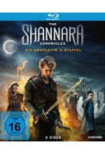 The Shannara Chronicles - Die komplette 2.Staffel  [2 BRs] Blu-ray-Cover