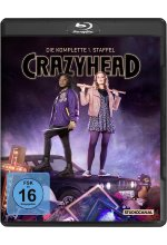 Crazyhead - Staffel 1 Blu-ray-Cover