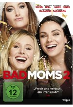 Bad Moms 2 DVD-Cover