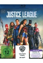 Justice League Blu-ray-Cover