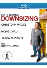 Downsizing Blu-ray-Cover