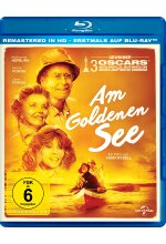 Am Goldenen See Blu-ray-Cover