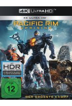 Pacific Rim - Uprising Cover