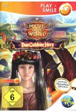 Myths of the World - Das goldene Herz Cover