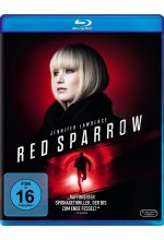 Red Sparrow Blu-ray-Cover