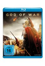 God of War Blu-ray-Cover