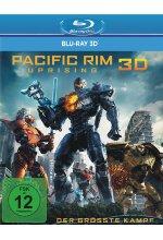 Pacific Rim - Uprising Blu-ray 3D-Cover