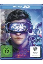 Ready Player One Blu-ray 3D-Cover
