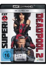 Deadpool 2  (4K Ultra HD) (2 BR4K) Cover