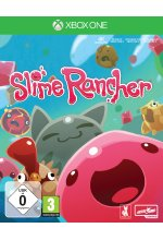 Slime Rancher Cover