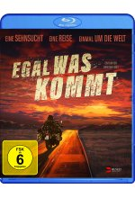 Egal was kommt Blu-ray-Cover