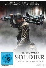 Unknown Soldier DVD-Cover